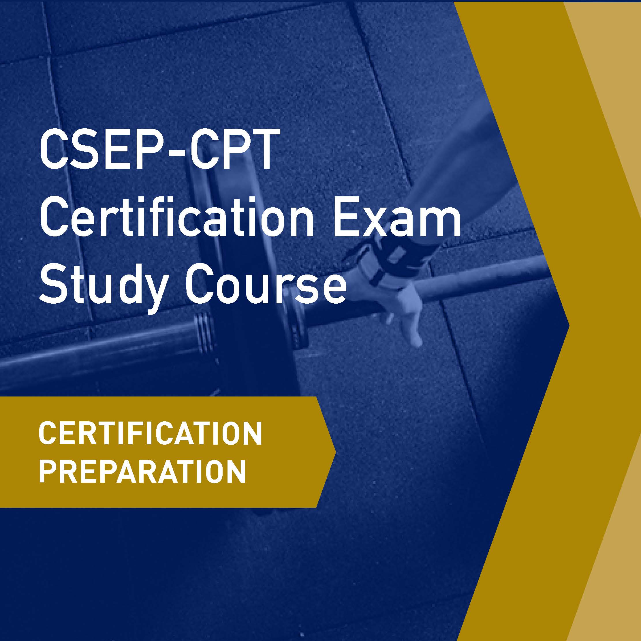 CSEP-CPT Candidate Preparation Study Course