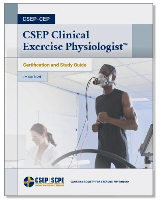 Image of cover CSEP Clinical Exercise Physiologist™ Certification and Study Guide