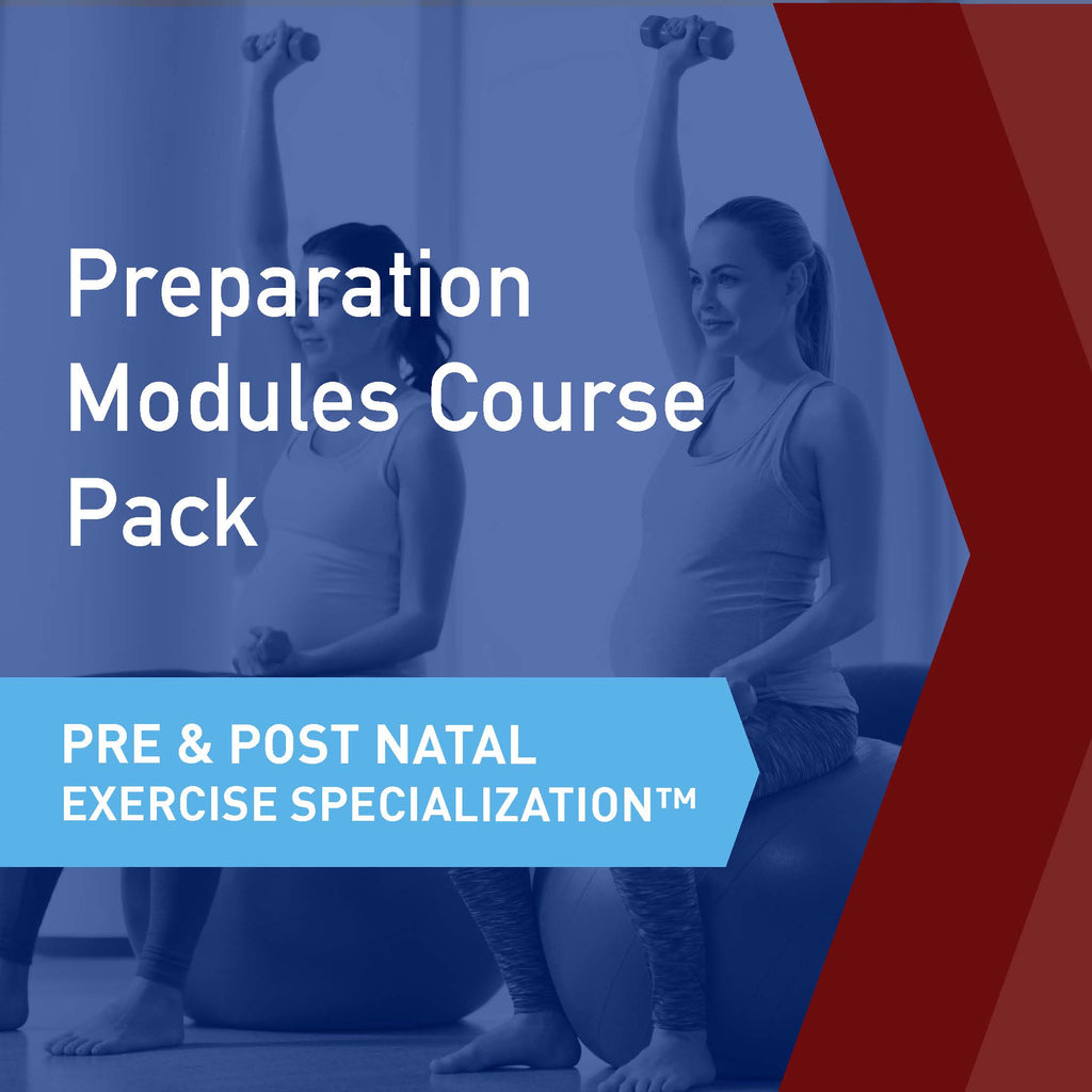 CSEP Pre & Postnatal Exercise Specialization™ Course Pack