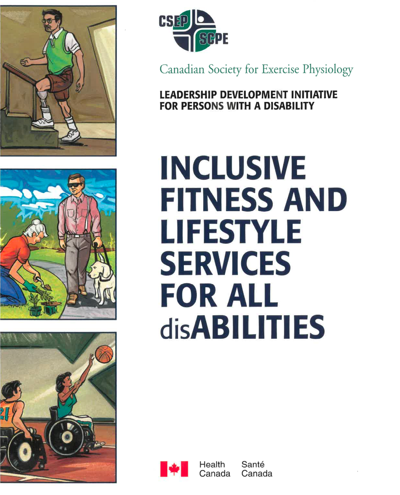 INCLUSIVE FITNESS Manual