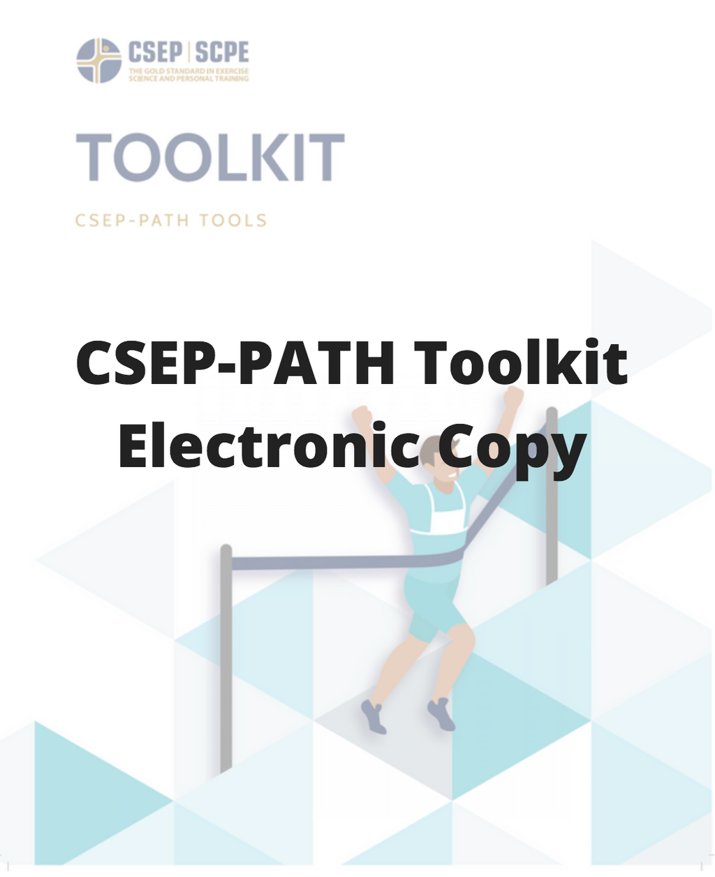 CSEP-PATH® e-Toolkit (redeem with code from your CSEP-PATH manual)