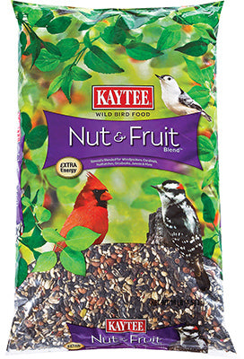Kaytee 10lb Fruit/Nut Blend Wild Bird Food