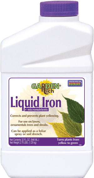 Bonide Liquid Iron