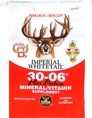 Imperial Whitetail 30-06 Mineral/Vitamin Plus Protein