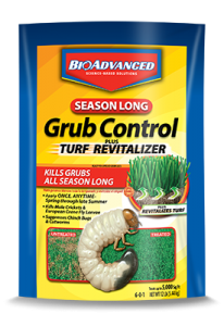 Season Long Grub Control Plus Turf Revitalizer