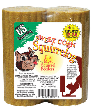 Sweet Corn Squirrelog® Refill Pack