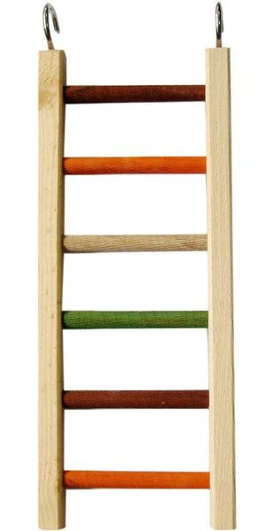 "14"" Wooden Hanging Ladder by A&E"