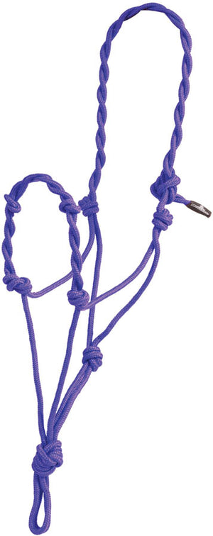 TWISTED ROPE HALTER