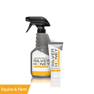 Silver Honey™ Rapid Wound Repair Ointment
