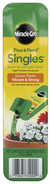 Miracle Gro® Pour & Feed® Singles