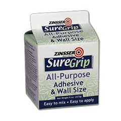 ZINSSER® SureGrip® All-Purpose Adhesive & Wallsize