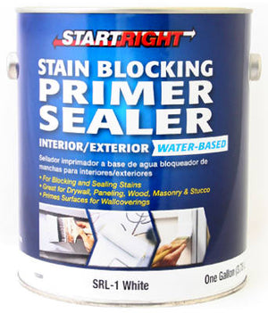 True Value Start Right White Latex Primer/Sealer