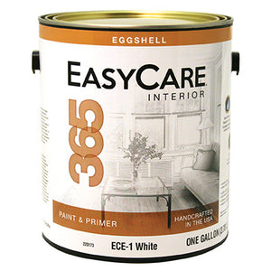 Easy Care 365 Interior Latex Gallon Eggshell Paint and Primer in One