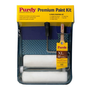 6PC Purdy Paint Kit