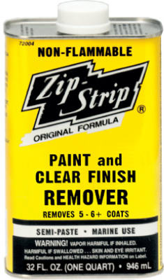 Zip Strip Remover