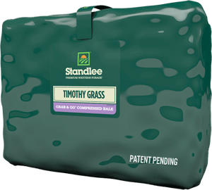 PREMIUM TIMOTHY GRAB & GO® COMPRESSED BALE