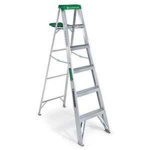 Louisville 6-Ft. Aluminum Step Ladder