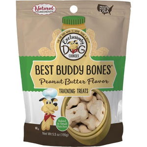 Exclusively Dog Best Buddy Bones Training Treats