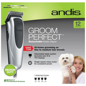 GROOM PERFECT MEDIUM DUTY CLIPPER