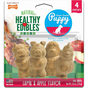 Nylabone Healthy Edibles Puppy Natural Chew