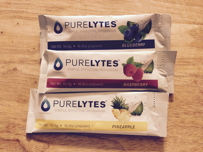 PURELYTES: THE BEST ELECTROLYTE POWDER FOR ATHLETES