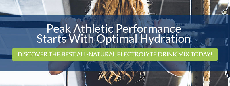Peak Athletic Performance with Electrolytes