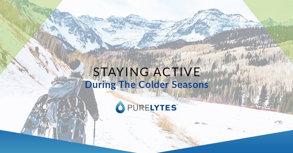 Staying Active During The Colder Seasons