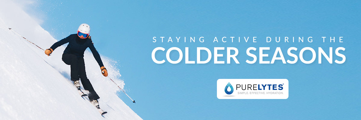 Staying active in the colder seasons