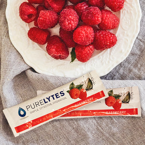 PureLytes | PureLytes: All-Natural Raspberry Flavor