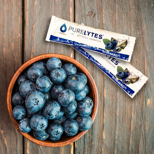 Blueberry Electrolyte Powder | PureLytes