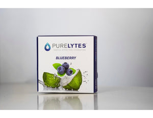PureLytes | PureLytes: All-Natural Blueberry Flavor