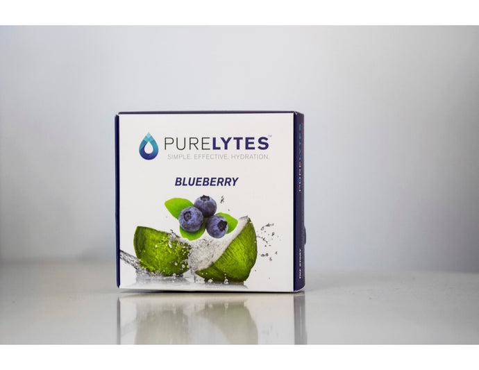 Blueberry Electrolyte Replacement Powder