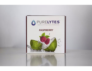 Raspberry Electrolyte Replacement Powder