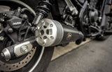 GEM CLASSIC NIOH EXHAUST FOR REBEL CMX 300/500
