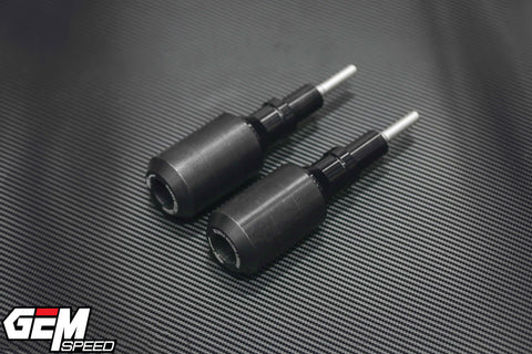Gem Crash Bobbins For Ninja 400 Protection
