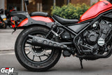 GEM CLASSIC EXHAUST SPECIAL FOR REBEL CMX 300/500