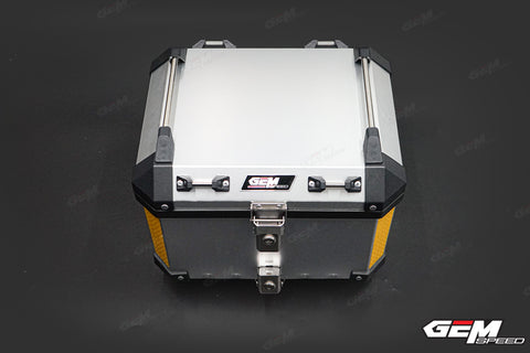GEM SPEED TOP BOX 50L STEEL