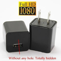 Full HD 1080p Camera & USB Charger