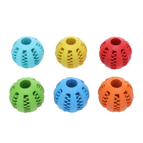 Pet Teeth Cleaning Ball