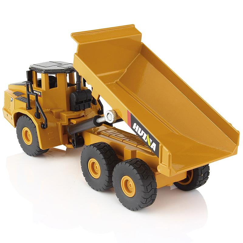 Toy Model Construction Equipment