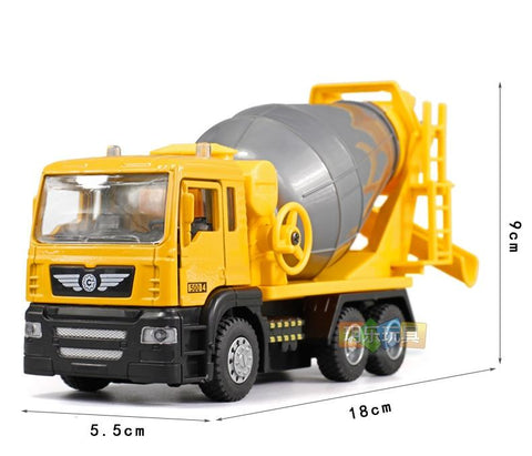 Image of Concrete Truck