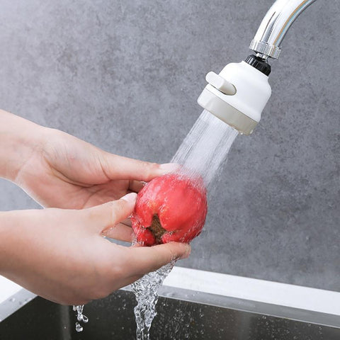 Image of 3-Mode Movable Faucet Head