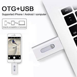 3in1 Smartphone Flash Drive