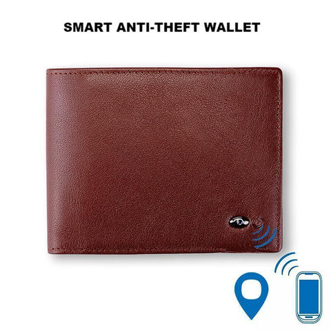 Image of Smart Anti-Theft Wallet