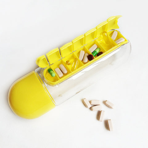 Image of Pills Water Bottle