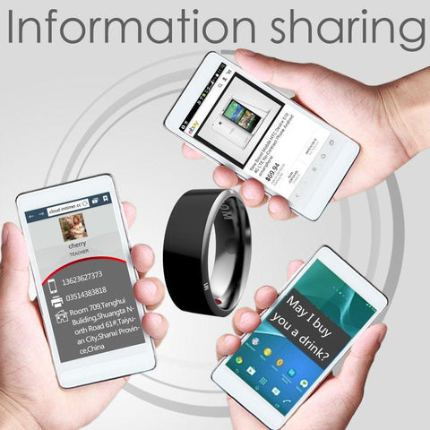 XENXO Wearable Smart Ring