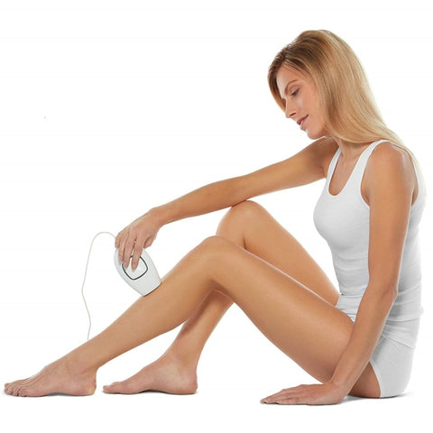 IPL Flash & Go Permanent Laser Hair Removal Technology
