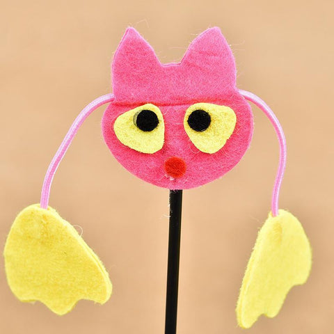 Image of MULTIFUNCTIONAL TUMBLER TEASER CAT TOY