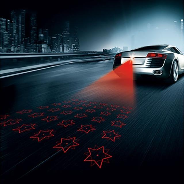 ANTI-COLLISION LASER FOG LIGHT