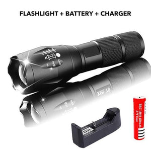 G900 TACTICAL MILITARY FLASHLIGHT